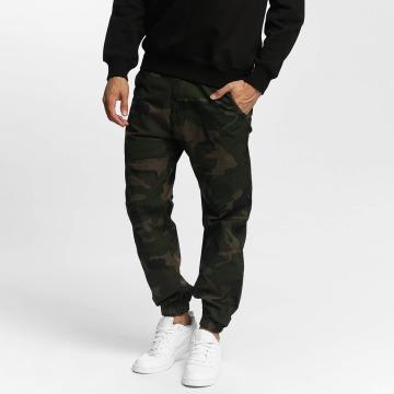 Carhartt WIP Látkové kalhoty Columbia kamufláž