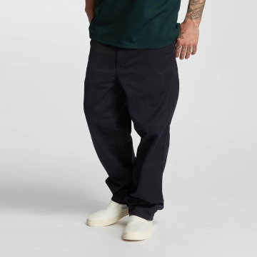 Carhartt WIP Loose Fit Jeans Denison Twilll Simple blau