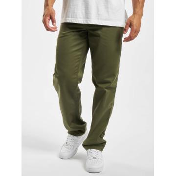 Carhartt WIP Loose fit jeans Denison grön