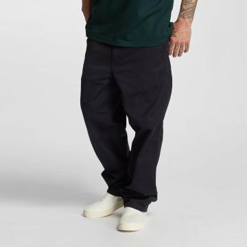 Carhartt WIP Loose Fit Jeans Denison Twilll Simple modrý