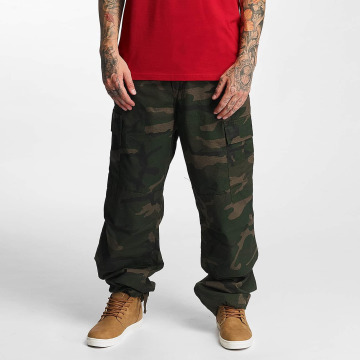 Carhartt WIP Pantalone Cargo Columbia Relaxed Fit mimetico
