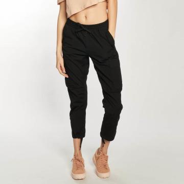 Carhartt WIP Pantalone Cargo Lane Camper Ankle nero