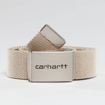 Carhartt WIP Paski Clip bezowy