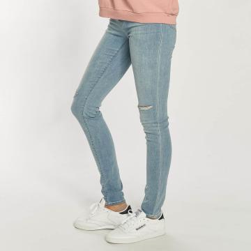 Carhartt WIP Skinny Jeans Costa Meza Ashley blau