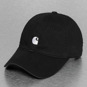Carhartt WIP Snapback Caps Major czarny