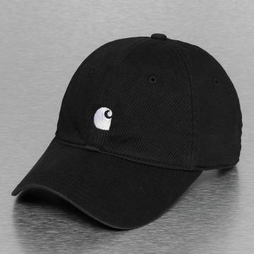 Carhartt WIP Snapback Caps Major svart