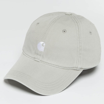 Carhartt WIP Snapback Caps Major szary
