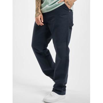 Carhartt WIP Spodnie wizytowe Turner Single Knee niebieski