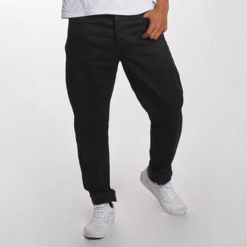 Carhartt WIP Straight Fit farkut Maitland Newel Relaxed Tapered Fit musta