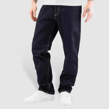 Carhartt WIP Straight Fit Jeans Otero Marlow blå