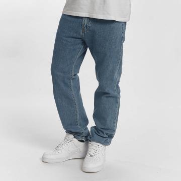 Carhartt WIP Straight Fit Jeans Milton Pontiac blå