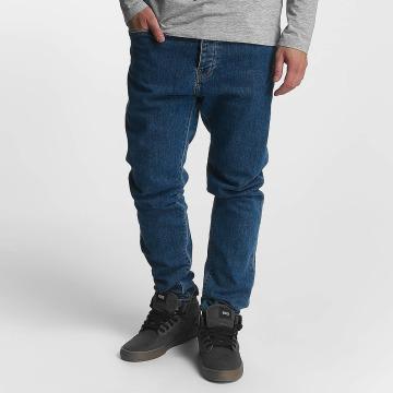 Carhartt WIP Straight Fit Jeans WIP Edgewood Klondike blå