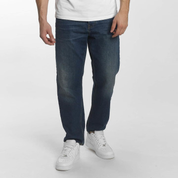 Carhartt WIP Straight Fit Jeans Milton Newel Relaxed blau