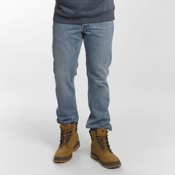 Carhartt WIP Straight Fit Jeans Edgewood Texas blau