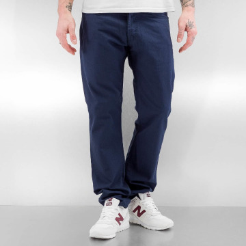 Carhartt WIP Straight Fit Jeans Oakland blue