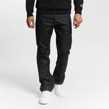Carhartt WIP Straight Fit Jeans Edgewood blue