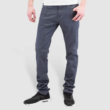 Carhartt WIP Straight Fit Jeans Greeley Rebel grau
