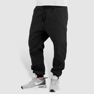 Carhartt WIP Sweat Pant Trabuco Madison black