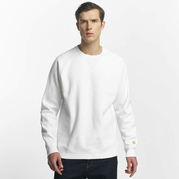 Carhartt WIP Swetry WIP Chase bialy