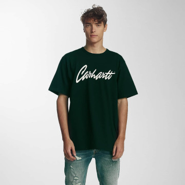 Carhartt WIP T-Shirt Stray green