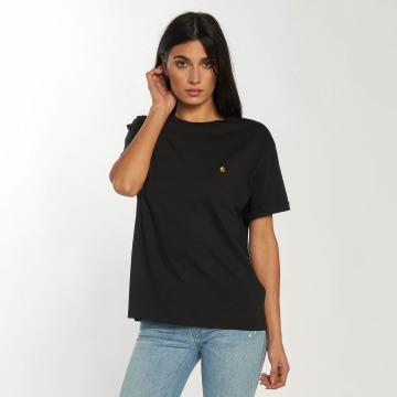 Carhartt WIP T-shirt Chase nero