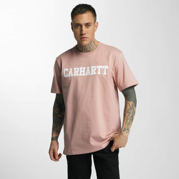 Carhartt WIP T-Shirt College rose