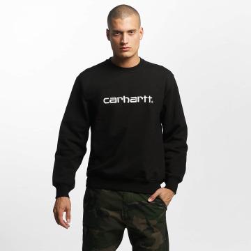 Carhartt WIP Tröja frequenzy svart