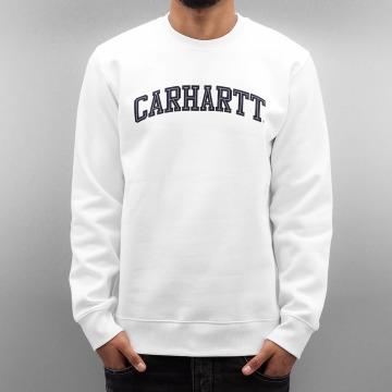 Carhartt WIP Tröja Yale vit