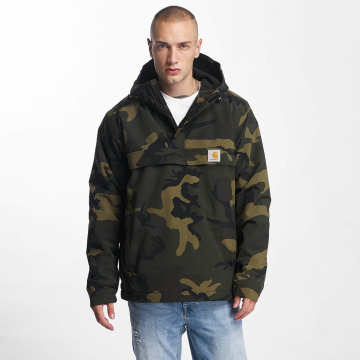 Carhartt WIP Välikausitakit Supplex Nimbus camouflage