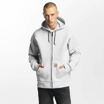 Carhartt WIP Välikausitakit Car-Lux Hooded harmaa
