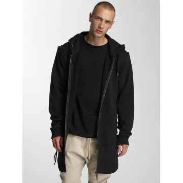 Cavallo de Ferro Hoodies con zip Middle Ages nero