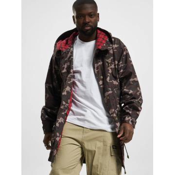 Cavallo de Ferro Lightweight Jacket Mono camouflage