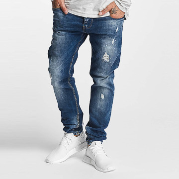 Cavallo de Ferro Slim Fit Jeans Alonso blå