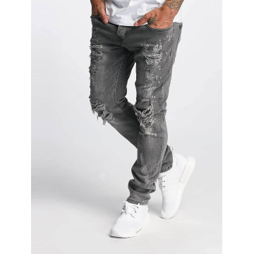 Cavallo de Ferro Slim Fit Jeans Brady grey