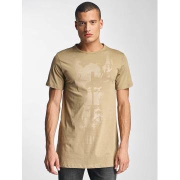 Cavallo de Ferro T-Shirt Streets beige