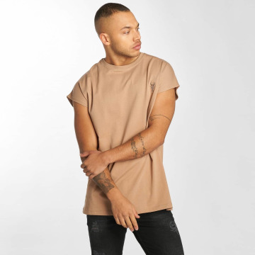 Cavallo de Ferro t-shirt Bat Sleeve bruin