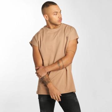 Cavallo de Ferro T-Shirt Bat Sleeve brun