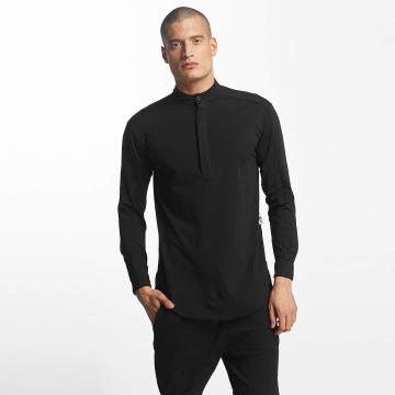 Cavallo de Ferro T-Shirt manches longues Big Logo noir