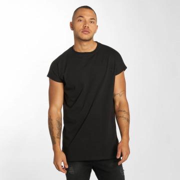 Cavallo de Ferro T-Shirt Bat Sleeve noir