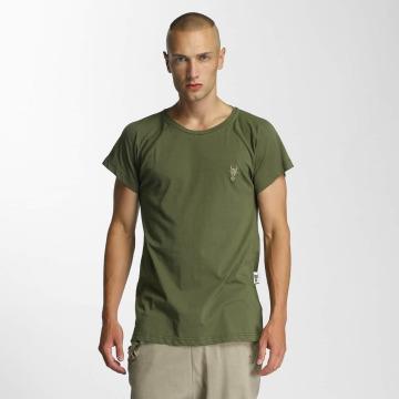 Cavallo de Ferro T-Shirt Logo olive