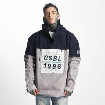 Cayler & Sons Демисезонная куртка CSBL Three Peat Aorak синий