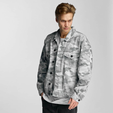 Cayler & Sons Зимняя куртка Trucker серый
