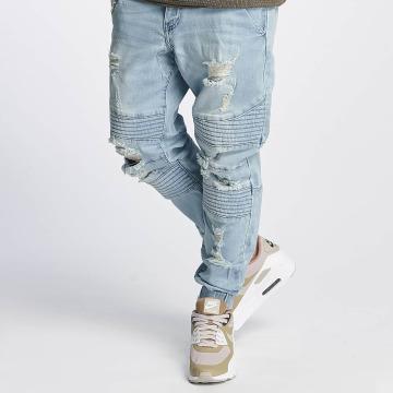 Cayler & Sons Antifit jeans ALLDD Moto blå