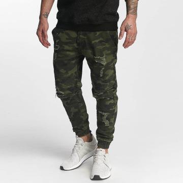 Cayler & Sons Antifit jeans ALLDD Moto kamouflage