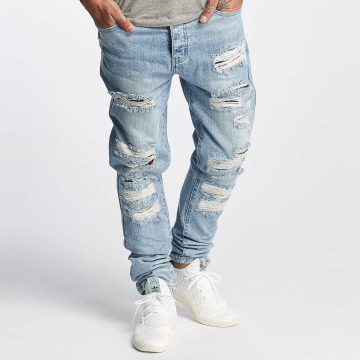 Cayler & Sons Antifit ALLDD Flanneled Denim niebieski