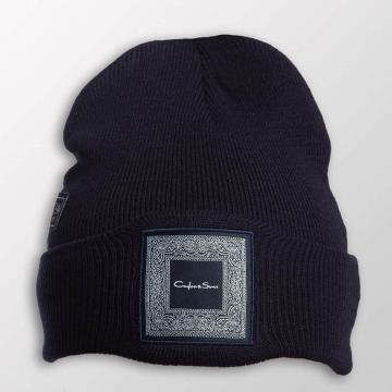 Cayler & Sons Beanie WL Westcoast Old School blauw