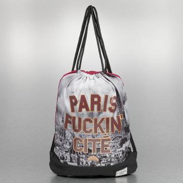 Cayler & Sons Beutel White Label Paris Skyline красный
