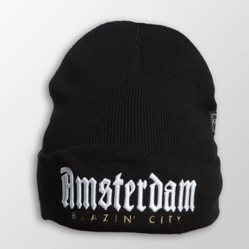 Cayler & Sons Bonnet WL Amsterdam Old School noir