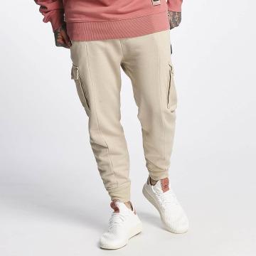 Cayler & Sons Jogginghose CSBL Twoface Cropped beige