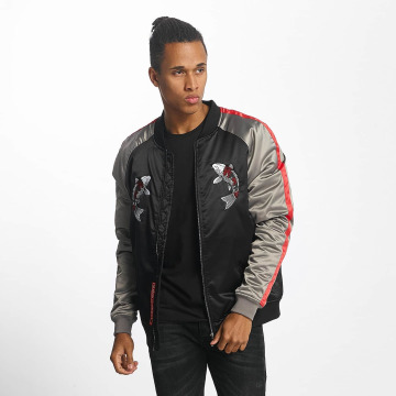 Cayler & Sons Lightweight Jacket Edo Souvenir black